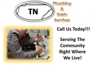 Powells Crossroads TN Plumbing Drain Service Logo